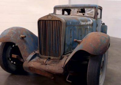 1934 Delage D6 11S