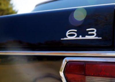 Steve McQueen's 1972 300SEL 6.3