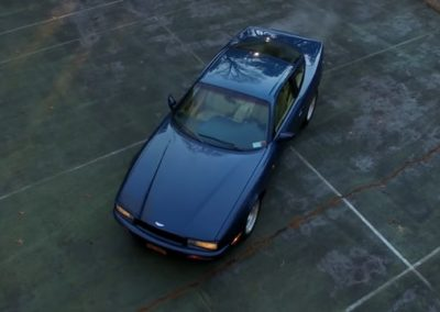 First Aston Martin Virage