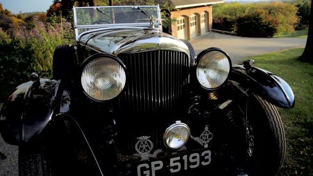 Bentley 4.5 Liter