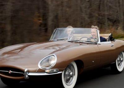"""Jaguar E-Type """"Bonnet Latch"""""""