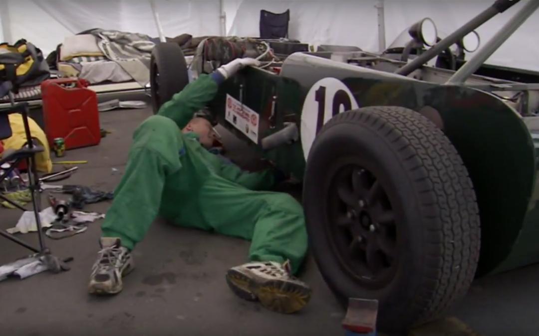 The Nürburgring Factor