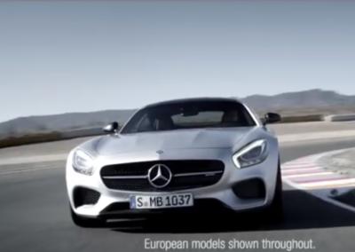 AMG GT S Video Brochure