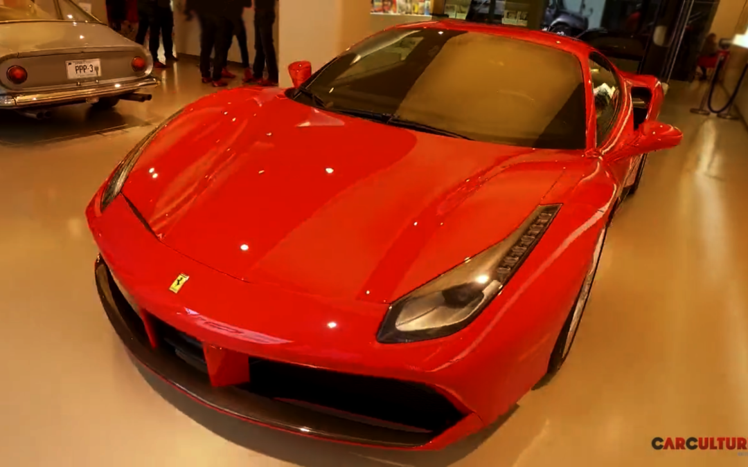 Ferrari 70th NYC CarCulture.TV
