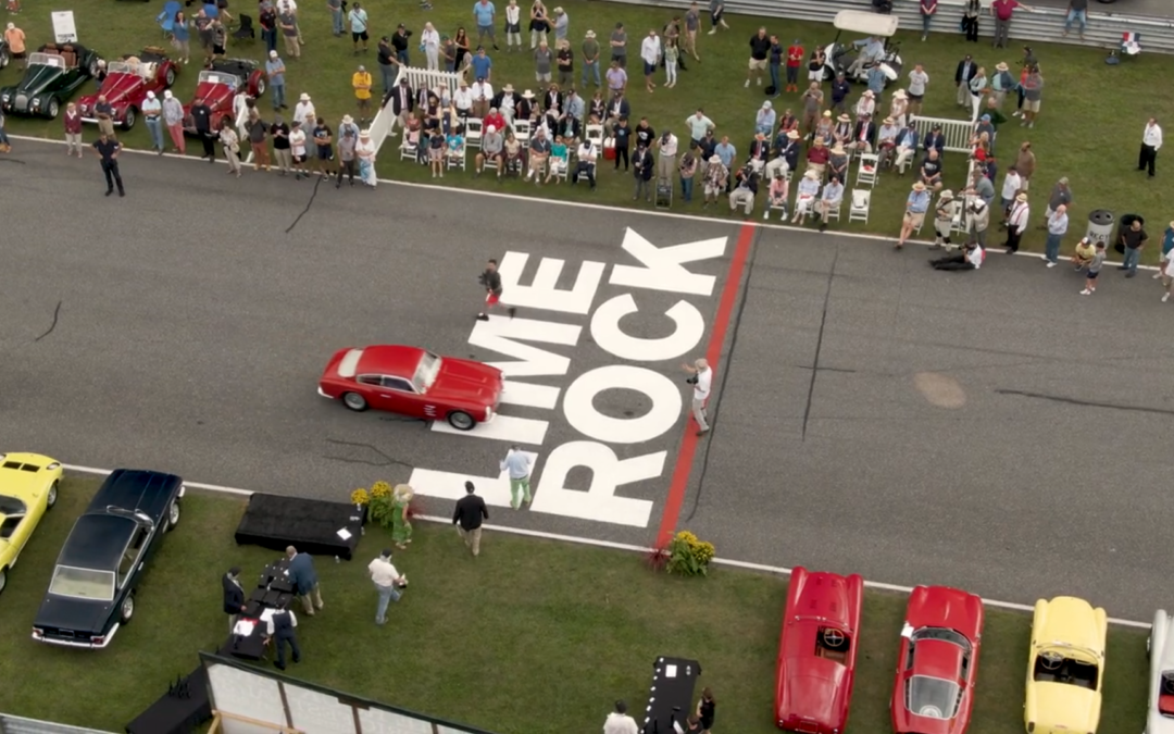 Lime Rock Historic Festival 2019